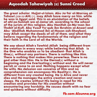 Aqeedah Tahawiyah English (0)