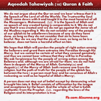 Aqeedah Tahawiyah English (10)