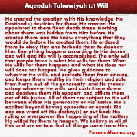 Aqeedah Tahawiyah English (2)